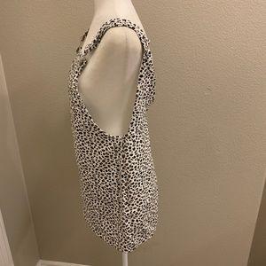 Kendall & Kylie Skirts - NWOT Kendall & Kylie Leopard Print Overall Skirt